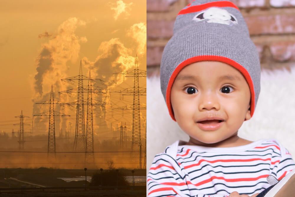 jak ochronić dziecko przed smogiem